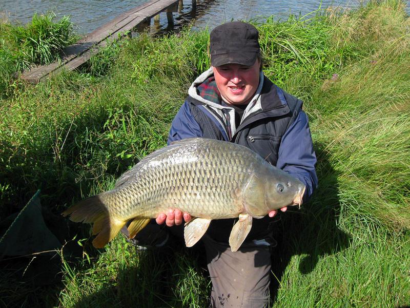 платная рыбалка в южных озерах